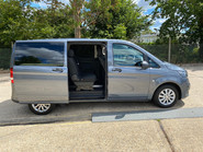 Mercedes-Benz Vito 2016 111 BLUETEC TOURER PRO wheelchair & scooter accessible vehicle WAV 27