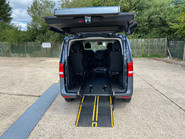 Mercedes-Benz Vito 2016 111 BLUETEC TOURER PRO wheelchair & scooter accessible vehicle WAV 8