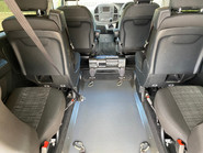 Mercedes-Benz Vito 2016 111 BLUETEC TOURER PRO wheelchair & scooter accessible vehicle WAV 11