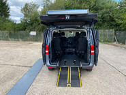 Mercedes-Benz Vito 2016 111 BLUETEC TOURER PRO wheelchair & scooter accessible vehicle WAV 22