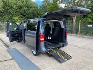 Mercedes-Benz Vito 2016 111 BLUETEC TOURER PRO wheelchair & scooter accessible vehicle WAV 23