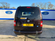 Volkswagen Caddy Life 2012 C20 LIFE TDI passenger upfront & scooter accessible vehicle 4