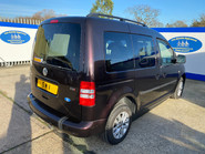Volkswagen Caddy Life 2012 C20 LIFE TDI passenger upfront & scooter accessible vehicle 29