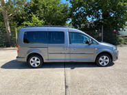 Volkswagen Caddy Maxi 2013 C20 LIFE TDI wheelchair & scooter accessible vehicle WAV 31