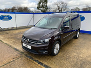Volkswagen Caddy Maxi 2016 C20 LIFE TDI wheelchair & scooter accessible vehicle WAV 3