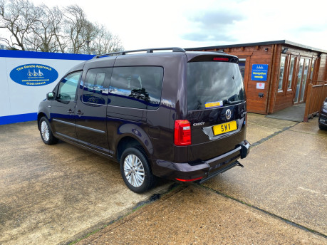 Volkswagen Caddy Maxi 2016 C20 LIFE TDI wheelchair & scooter accessible vehicle WAV 33