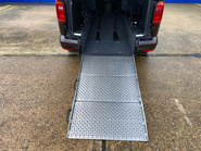 Volkswagen Caddy Maxi 2016 C20 LIFE TDI wheelchair & scooter accessible vehicle WAV 8