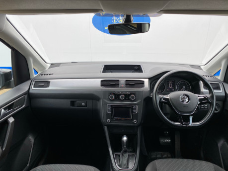 Volkswagen Caddy Maxi 2016 C20 LIFE TDI wheelchair & scooter accessible vehicle WAV 15