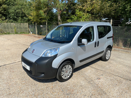 Fiat Qubo 2012 ACTIVE wheelchair & scooter accessible vehicle WAV 3