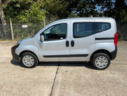 Fiat Qubo 2012 ACTIVE wheelchair & scooter accessible vehicle WAV 22