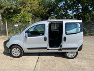 Fiat Qubo 2012 ACTIVE wheelchair & scooter accessible vehicle WAV 25