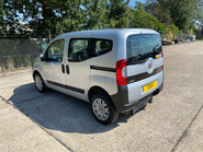 Fiat Qubo 2012 ACTIVE wheelchair & scooter accessible vehicle WAV 21