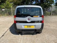 Fiat Qubo 2012 ACTIVE wheelchair & scooter accessible vehicle WAV 4