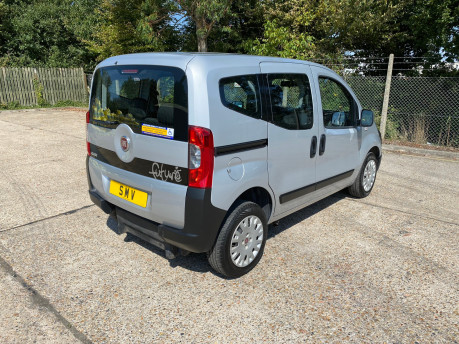 Fiat Qubo 2012 ACTIVE wheelchair & scooter accessible vehicle WAV 23