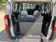 Fiat Qubo 2012 ACTIVE wheelchair & scooter accessible vehicle WAV 18