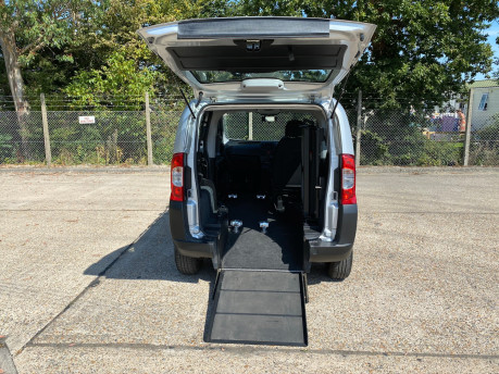 Fiat Qubo 2012 ACTIVE wheelchair & scooter accessible vehicle WAV 6