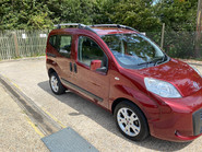 Fiat Qubo 2013 MULTIJET MYLIFE DUALOGIC wheelchair & scooter accessible vehicle WAV 3