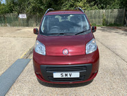 Fiat Qubo 2013 MULTIJET MYLIFE DUALOGIC wheelchair & scooter accessible vehicle WAV 2