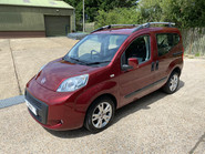 Fiat Qubo 2013 MULTIJET MYLIFE DUALOGIC wheelchair & scooter accessible vehicle WAV 1