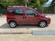 Fiat Qubo 2013 MULTIJET MYLIFE DUALOGIC wheelchair & scooter accessible vehicle WAV 21