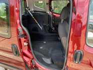 Fiat Qubo 2013 MULTIJET MYLIFE DUALOGIC wheelchair & scooter accessible vehicle WAV 19