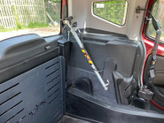 Fiat Qubo 2013 MULTIJET MYLIFE DUALOGIC wheelchair & scooter accessible vehicle WAV 11