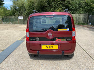 Fiat Qubo 2013 MULTIJET MYLIFE DUALOGIC wheelchair & scooter accessible vehicle WAV 4