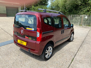 Fiat Qubo 2013 MULTIJET MYLIFE DUALOGIC wheelchair & scooter accessible vehicle WAV 22