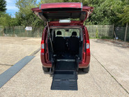 Fiat Qubo 2013 MULTIJET MYLIFE DUALOGIC wheelchair & scooter accessible vehicle WAV 5