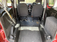 Fiat Qubo 2013 MULTIJET MYLIFE DUALOGIC wheelchair & scooter accessible vehicle WAV 7