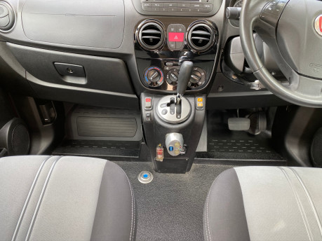 Fiat Qubo 2013 MULTIJET MYLIFE DUALOGIC wheelchair & scooter accessible vehicle WAV 13