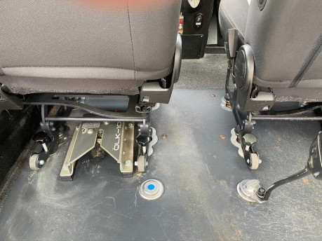 Fiat Qubo 2013 MULTIJET MYLIFE DUALOGIC wheelchair & scooter accessible vehicle WAV 8