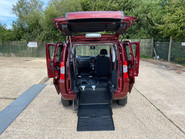 Fiat Qubo 2013 MULTIJET MYLIFE DUALOGIC wheelchair & scooter accessible vehicle WAV 24