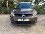 Volkswagen Caddy Maxi 2014 C20 LIFE TDI wheelchair & scooter accessible vehicle WAV 22