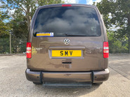 Volkswagen Caddy Maxi 2014 C20 LIFE TDI wheelchair & scooter accessible vehicle WAV 5