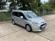 Ford Tourneo Connect 2017 TITANIUM TDCI Wheelchair & scooter accessible vehicle WAV 1