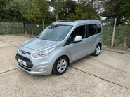 Ford Tourneo Connect 2017 TITANIUM TDCI Wheelchair & scooter accessible vehicle WAV 3