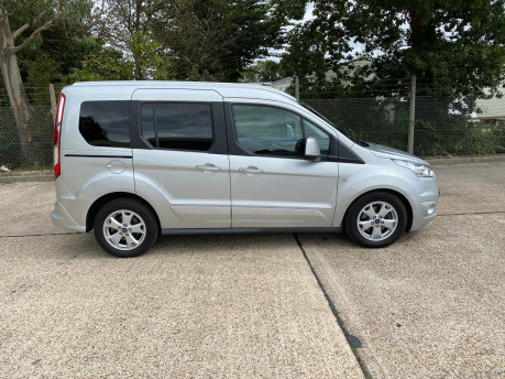 Ford Tourneo Connect 2017 TITANIUM TDCI Wheelchair & scooter accessible vehicle WAV 28
