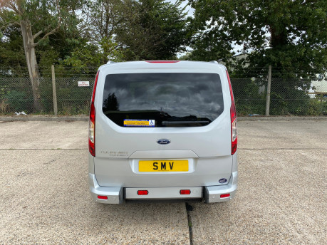Ford Tourneo Connect 2017 TITANIUM TDCI Wheelchair & scooter accessible vehicle WAV 4