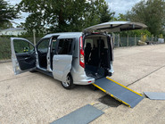 Ford Tourneo Connect 2017 TITANIUM TDCI Wheelchair & scooter accessible vehicle WAV 24