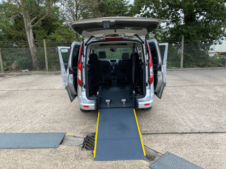 Ford Tourneo Connect 2017 TITANIUM TDCI Wheelchair & scooter accessible vehicle WAV 25