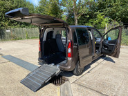 Peugeot Partner HDI TEPEE S wheelchair & scooter accessible vehicle WAV 28