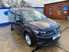 Volkswagen Caddy Maxi 2015 C20 LIFE TDI wheelchair & scooter accessible vehicle WAV