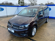 Volkswagen Caddy Maxi 2015 C20 LIFE TDI wheelchair & scooter accessible vehicle WAV 3