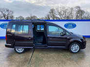 Volkswagen Caddy Maxi 2015 C20 LIFE TDI wheelchair & scooter accessible vehicle WAV 33