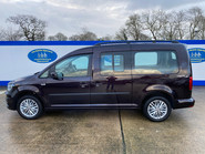 Volkswagen Caddy Maxi 2015 C20 LIFE TDI wheelchair & scooter accessible vehicle WAV 30