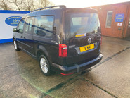 Volkswagen Caddy Maxi 2015 C20 LIFE TDI wheelchair & scooter accessible vehicle WAV 34