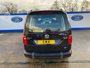 Volkswagen Caddy Maxi 2015 C20 LIFE TDI wheelchair & scooter accessible vehicle WAV 4