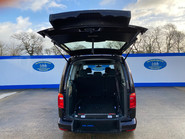 Volkswagen Caddy Maxi 2015 C20 LIFE TDI wheelchair & scooter accessible vehicle WAV 5