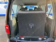 Volkswagen Caddy Maxi 2015 C20 LIFE TDI wheelchair & scooter accessible vehicle WAV 10